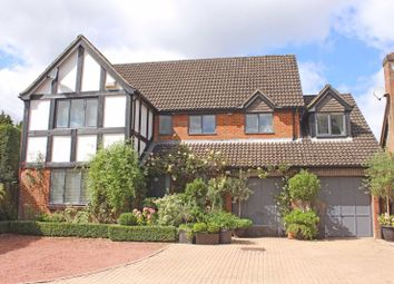 Bassett Crescent East, Southampton SO16. 5 bed detached house