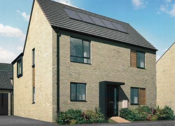 Thumbnail 4 bed detached house for sale in Oxley Gardens, Oxley Park, Milton Keynes