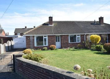 Thumbnail 3 bed semi-detached bungalow for sale in St. Catherines Close, Newark
