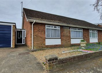 Thumbnail 3 bed bungalow for sale in Clover Road, Eaton Socon, St. Neots, Cambridgeshire