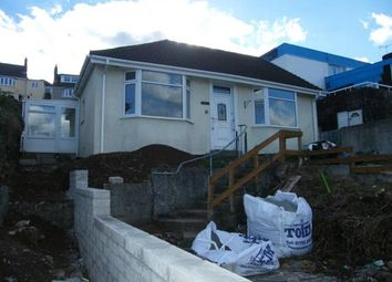 Thumbnail 2 bed bungalow for sale in Saltash, Cornwall