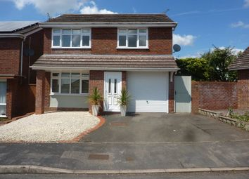 Thumbnail 3 bed detached house to rent in Farley Avenue, Harbury, Leamington Spa