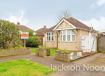 2 bed detached bungalow for sale in Devon Way, West Ewell, Epsom KT19