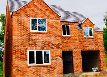 4 bed detached house for sale in Broadleaf Close, Sutton In Ashfield NG17