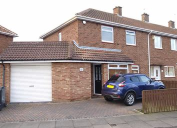 Thumbnail 3 bed end terrace house for sale in Fern Drive, Dudley, Cramlington