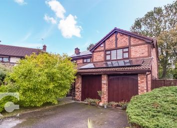 Thumbnail 5 bed detached house for sale in Grenfell Park, Parkgate, Neston, Cheshire