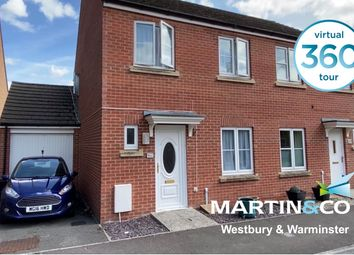 Thumbnail 3 bed semi-detached house to rent in Timor Road, Westbury