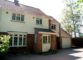 Thumbnail 5 bedroom semi-detached house for sale in London Road, Hartley Wintney, Hook