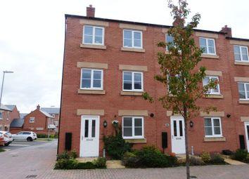 Thumbnail 3 bed terraced house to rent in Geneva Way, Biddulph, Stoke-On-Trent