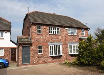 Thumbnail 2 bed semi-detached house to rent in Mosswood Road, Wilmslow