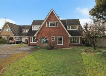 Thumbnail 4 bed detached house for sale in Heronslade, Warminster