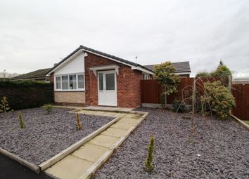 Thumbnail 2 bed bungalow to rent in Troutbeck Road, Gatley, Cheadle