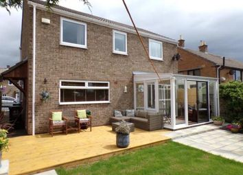Thumbnail 4 bed detached house for sale in Conan Drive, Richmond, North Yorkshire