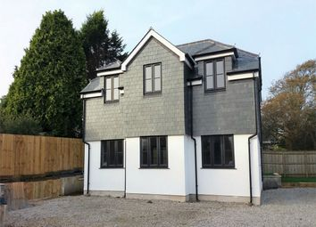 Thumbnail 4 bedroom detached house for sale in Mabe Burnthouse, Penryn, Cornwall
