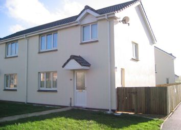 Thumbnail 3 bed property to rent in Ford Rise, Bideford, Devon