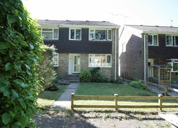 Thumbnail 3 bed semi-detached house for sale in Ashton Close, Bishops Waltham, Southampton