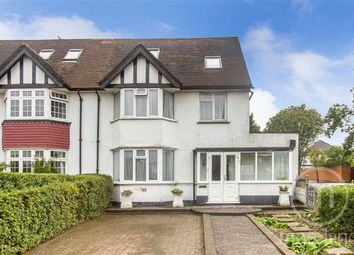 Thumbnail 5 bed semi-detached house for sale in Purley Avenue, Golders Green Estate