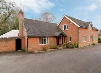 Thumbnail 4 bed detached house for sale in Market Mews, Market Bosworth, Nuneaton
