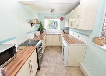 Thumbnail 2 bed terraced house for sale in Cromer Road, Watford