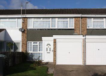 Thumbnail 3 bed terraced house to rent in Denham Close, Hemel Hempstead