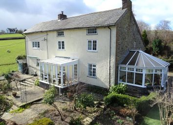 Thumbnail 5 bed detached house for sale in Mochdre, Newtown, Powys