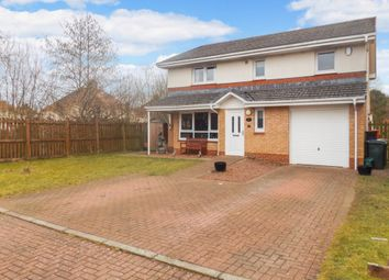 Thumbnail 4 bed detached house for sale in Kirkland Close, Darvel