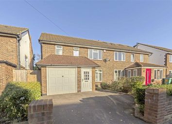 Thumbnail 3 bed semi-detached house to rent in Clive Road, Twickenham