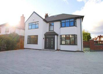 Thumbnail 5 bed detached house for sale in Druidsville Road, Calderstones, Liverpool