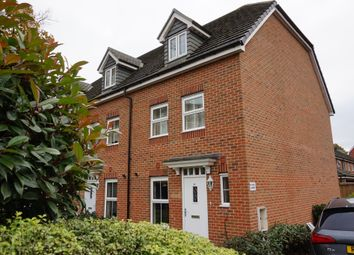 Thumbnail 4 bed town house for sale in Eaton Avenue, Slough
