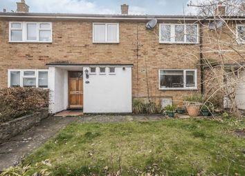 Thumbnail 3 bed terraced house for sale in Mandeville, Stevenage, Hertfordshire, England