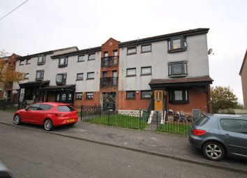 Thumbnail 3 bed flat for sale in Balcurvie Road, Easterhouse