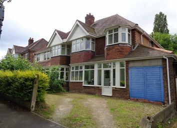 Thumbnail 3 bed semi-detached house for sale in Hodge Hill Common, Hodge Hill, Birmingham