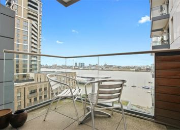 Thumbnail 2 bed flat for sale in 25 Barge Walk, Greenwich, London