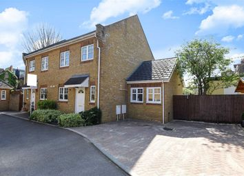 Thumbnail 4 bed semi-detached house for sale in Orton Place, Merton Road, London