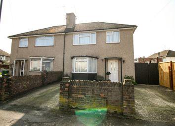 Thumbnail 3 bedroom semi-detached house for sale in Harrison Way, Cippenham, Slough