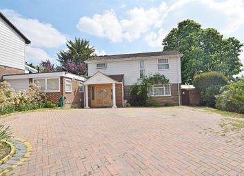 Thumbnail 4 bedroom detached house for sale in Parklands Way, Worcester Park