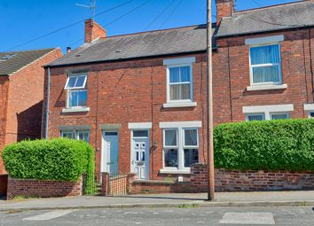 3 bed terraced house for sale in Central Street, Hasland, Chesterfield S41