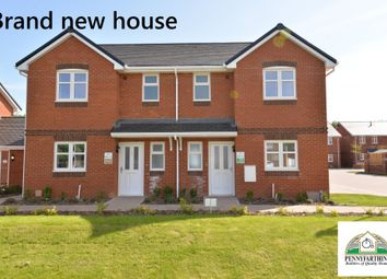 Thumbnail 3 bed semi-detached house for sale in Gore Road, New Milton