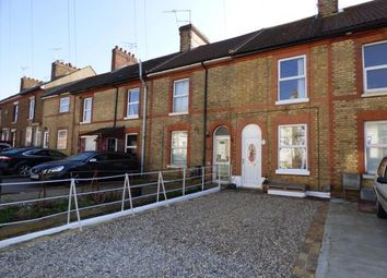 Thumbnail 3 bed terraced house for sale in Upper Fant Road, Maidstone, Kent, .