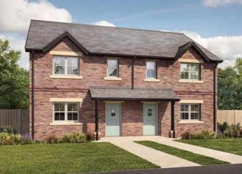 Thumbnail 3 bed terraced house for sale in Shepherd Drive, Fairfield Manor, Crawcrook, Ryton
