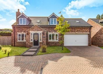 Thumbnail 4 bed detached house for sale in Ormesby Bank, Ormesby, Middlesbrough, North Yorkshire