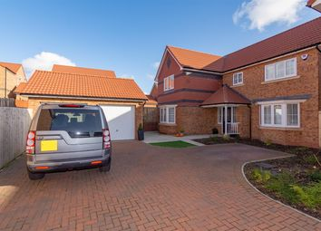 Thumbnail 4 bedroom detached house for sale in Redmire Drive, Consett
