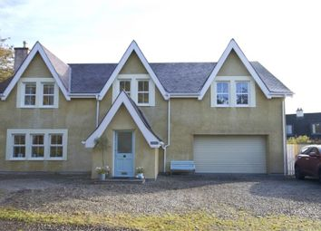 Thumbnail 4 bed detached house for sale in Kildary, Invergordon, Highland
