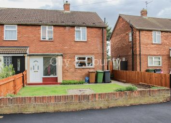 Thumbnail 2 bedroom semi-detached house for sale in Tennyson Road, Peterborough