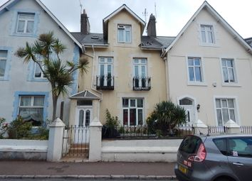 Thumbnail 1 bed flat for sale in Belgrave Road, Torquay