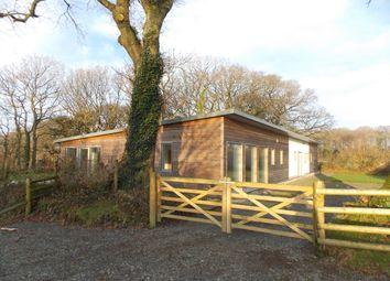 Thumbnail 4 bedroom detached bungalow for sale in Burdon Lane, Highampton, Beaworthy