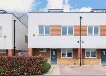 Thumbnail 4 bed semi-detached house for sale in Meadowview Road, London