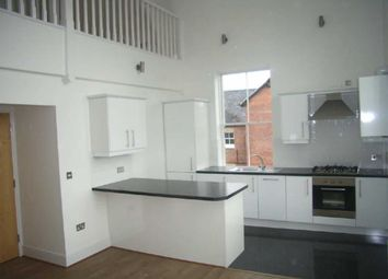 Thumbnail 2 bed flat for sale in Queens Road, Oswestry