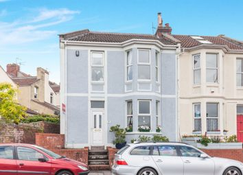 Thumbnail 3 bed end terrace house for sale in Luckwell Road, Bedminster, Bristol