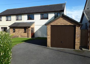 Thumbnail 4 bed semi-detached house for sale in High Street, Bancyfelin, Carmarthen